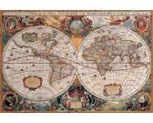 Puzzle Starověká mapa světa