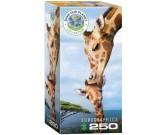 Puzzle Žirafy
