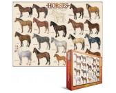 Puzzle Koně
