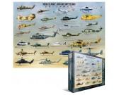 Puzzle Vojenské vrtulníky