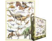 Puzzle Dinosauři - období jury