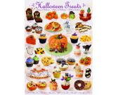 Puzzle Halloweenské pohoštění