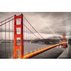 Puzzle Golden Gate, San Francisco