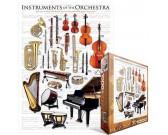 Puzzle Hudební nástroje