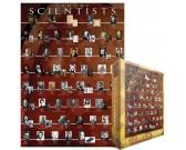 Puzzle Slavní vědci