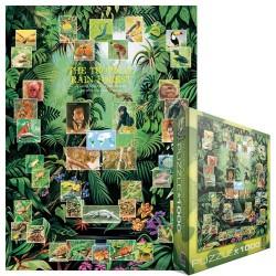 Puzzle Tropický prales