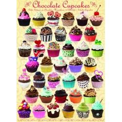 Puzzle Čokoládové cupcakes