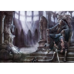 Puzzle Ukrytí v temném chrámu