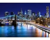 Puzzle New York v noci