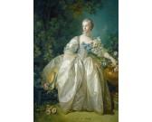 Puzzle Madam Bergeret, 1766