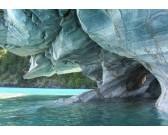 Puzzle Modrá jeskyně, Chile