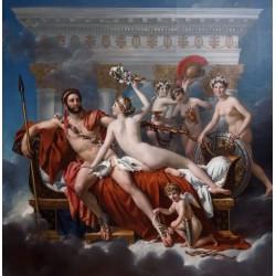 Puzzle Mars a Venuše