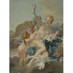Puzzle Venuše a Amor