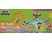 Puzzle Western - 3D PUZZLE