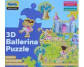Puzzle Baletka - 3D PUZZLE