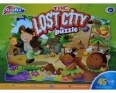 Puzzle Ztracené město - DĚTSKÉ PUZZLE