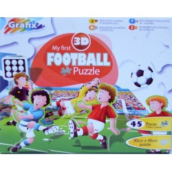Puzzle Můj první fotbal - 3D PUZZLE