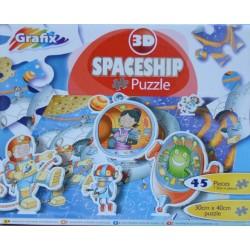 Puzzle Vesmírný prostor - 3D PUZZLE