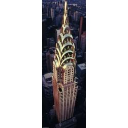 Puzzle Chrysler Building - VERTIKÁLNÍ PUZZLE