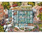 Puzzle Nemocnice - TRIANGULAR PUZZLE