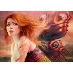 Puzzle Motýlí křídla