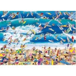 Puzzle Surfování