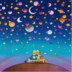 Puzzle Hvězdy