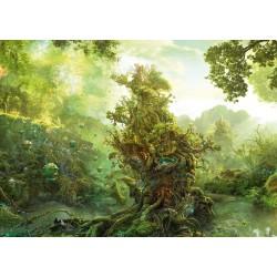 Puzzle Tropický strom