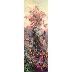 Puzzle Svítící strom - VERTIKÁLNÍ PUZZLE