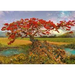 Puzzle Stronciový strom