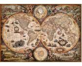 Puzzle Starověká mapa