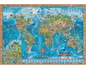 Puzzle Úžasný svět