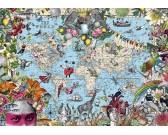 Puzzle Podivuhodný svět