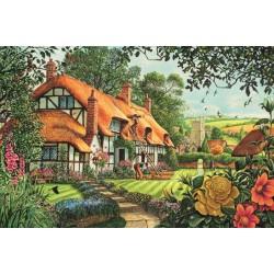 Puzzle Doškařův dům