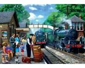 Puzzle Expresní vlak