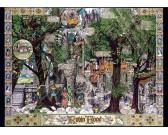 Puzzle Robin Hood - dobrodružství