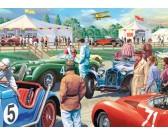 Puzzle Legendární vozy