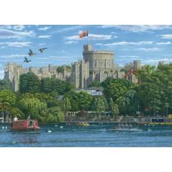 Puzzle Zámek Windsor