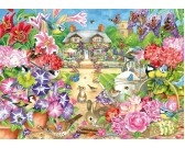 Puzzle Letní zahrada