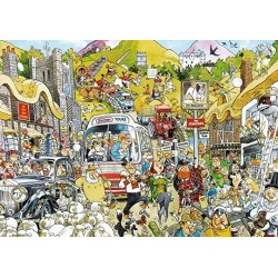Puzzle Anglie