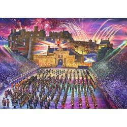 Puzzle Královský vojenský pochod