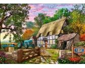 Puzzle Farmářský domek