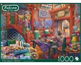 Puzzle Obchod s dekami