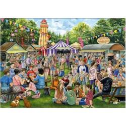 Puzzle Festival cideru a klobás