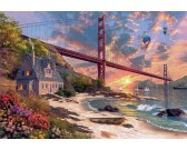 Puzzle Golden Gate