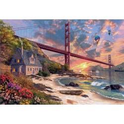 Puzzle Golden Gate
