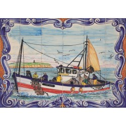 Puzzle Mozaika - portugalská keramika
