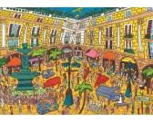 Puzzle Barcelona