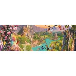 Puzzle Království víl - PANORAMATICKÉ PUZZLE