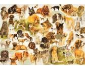 Puzzle Plakát se psy